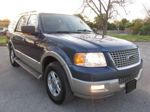 2005 Ford Expedition for sale at QUALITY MOTORCARS in Richmond TX