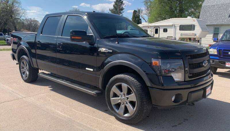 2013 Ford F-150 for sale at Spady Used Cars in Holdrege NE