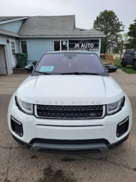 2016 Land Rover Range Rover Evoque for sale at JR Auto in Brookings SD