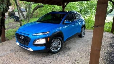2019 Hyundai Kona for sale at FREDY KIA USED CARS in Houston TX