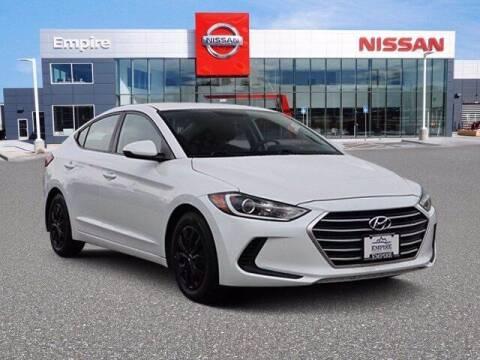 2017 Hyundai Elantra for sale at EMPIRE LAKEWOOD NISSAN in Lakewood CO