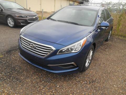 2017 Hyundai Sonata for sale at AUTO MART in Montgomery AL