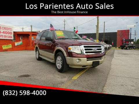 2010 Ford Expedition for sale at Los Parientes Auto Sales in Houston TX