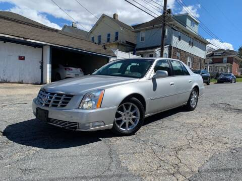 2011 Cadillac DTS for sale at Keystone Auto Center LLC in Allentown PA