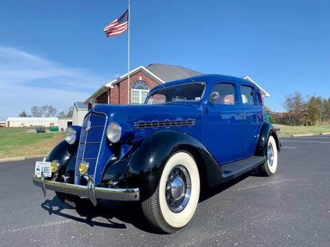 1935 Plymouth Deluxe for sale at HillView Motors in Shepherdsville KY