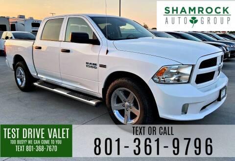 2014 RAM Ram Pickup 1500 for sale at Shamrock Group LLC #1 in Pleasant Grove UT