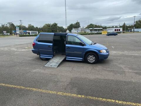 2007 Dodge Grand Caravan for sale at BT Mobility LLC in Wrightstown NJ
