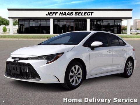 2020 Toyota Corolla for sale at JEFF HAAS MAZDA in Houston TX