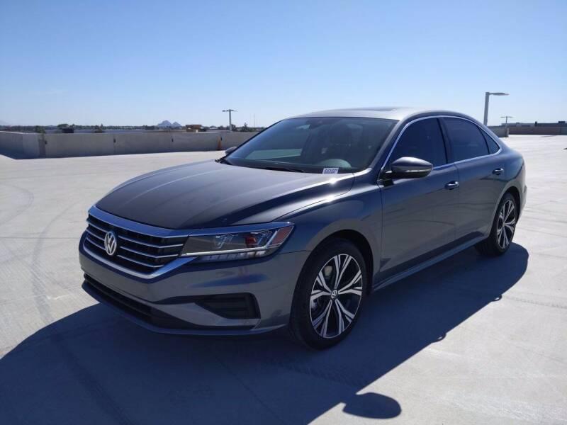 2022 Volkswagen Passat for sale in Phoenix, AZ