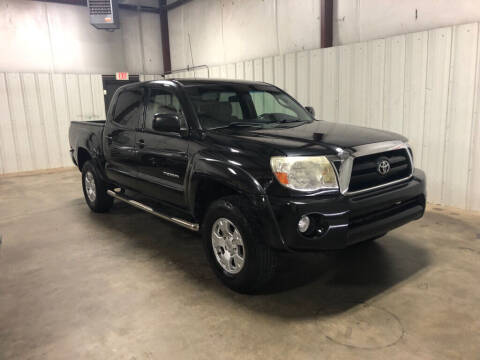 2006 Toyota Tacoma for sale at Matt Jones Motorsports in Cartersville GA