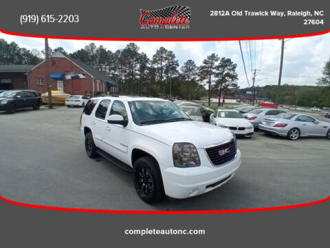 2007 GMC Yukon for sale at Complete Auto Center , Inc in Raleigh NC