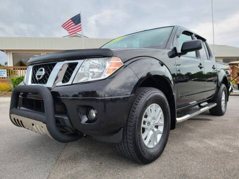 2016 Nissan Frontier for sale at Gary's Auto Sales in Sneads NC