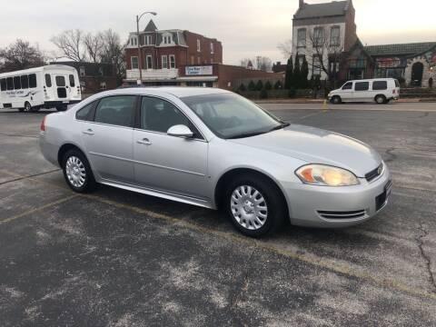 2010 Chevrolet Impala for sale at DC Auto Sales Inc in Saint Louis MO