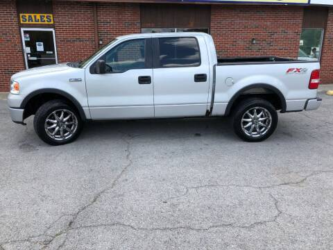 2007 Ford F-150 for sale at Atlas Cars Inc. in Radcliff KY