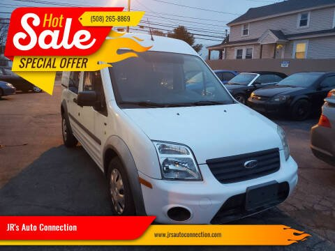 2011 Ford Transit Connect for sale at JR's Auto Connection in Hudson NH