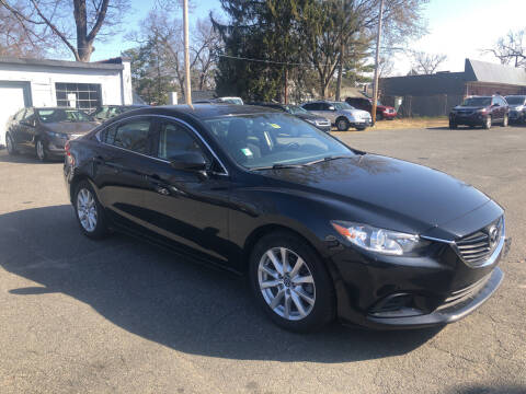 2015 Mazda MAZDA6 for sale at Chris Auto Sales in Springfield MA