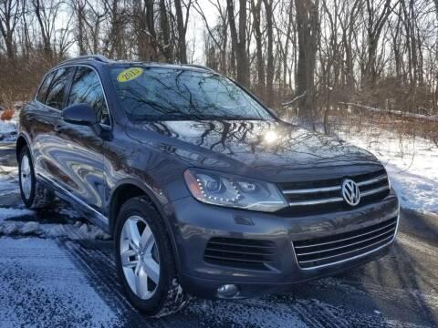 2013 Volkswagen Touareg for sale at ELIAS AUTO SALES in Allentown PA