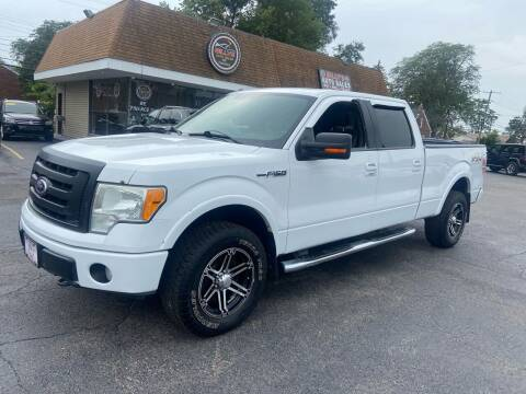 2010 Ford F-150 for sale at Billy Auto Sales in Redford MI