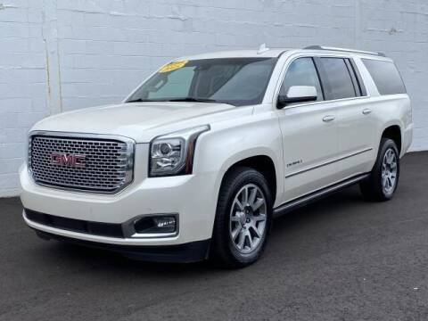 2015 GMC Yukon XL for sale at TEAM ONE CHEVROLET BUICK GMC in Charlotte MI