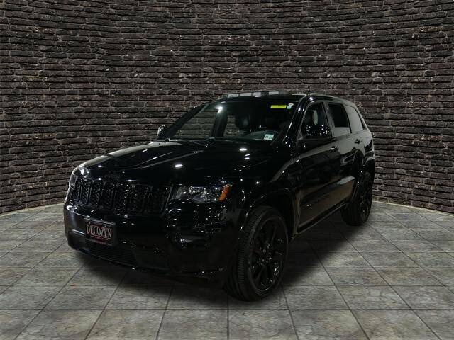 2019 Jeep Grand Cherokee for sale at Montclair Motor Car in Montclair NJ
