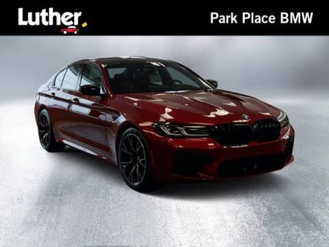 2021 BMW M5 for sale at Park Place Motor Cars in Rochester MN