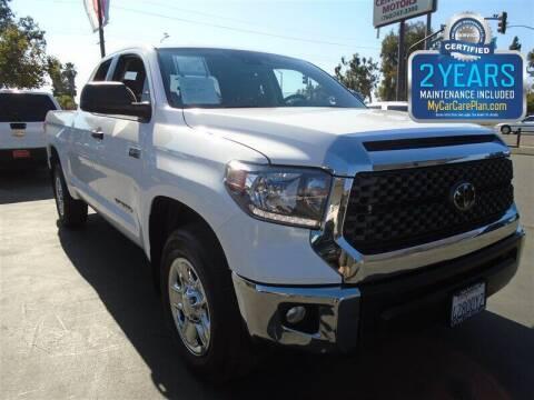 2020 Toyota Tundra for sale at Centre City Motors in Escondido CA