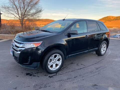 2012 Ford Edge for sale at Big Deal Auto Sales in Rapid City SD