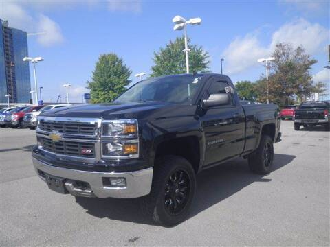2014 Chevrolet Silverado 1500 for sale at BEAMAN TOYOTA GMC BUICK in Nashville TN