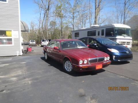 2000 Jaguar XJ-Series for sale at D & F Classics in Eliot ME