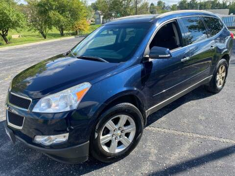 2012 Chevrolet Traverse for sale at Supreme Auto Gallery LLC in Kansas City MO
