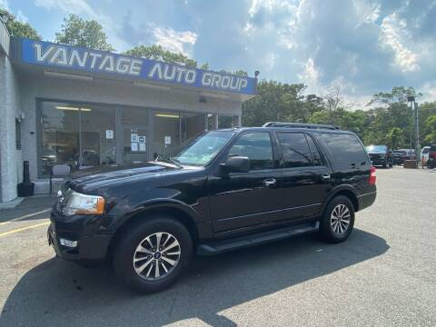 2017 Ford Expedition for sale at Vantage Auto Group in Brick NJ