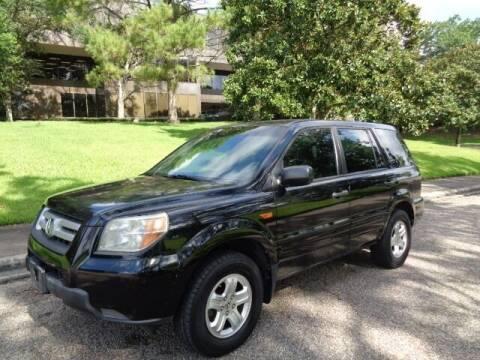 2007 Honda Pilot for sale at Houston Auto Preowned in Houston TX