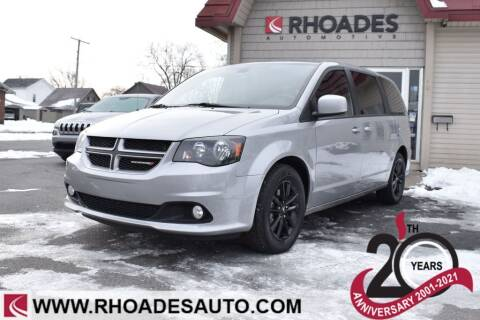 2019 Dodge Grand Caravan for sale at Rhoades Automotive in Columbia City IN
