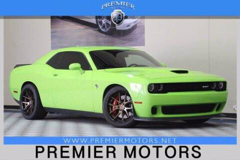 2015 Dodge Challenger for sale at Premier Motors in Hayward CA