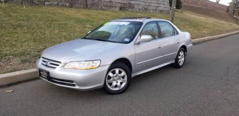 2001 Honda Accord for sale at ENVY MOTORS LLC in Paterson NJ