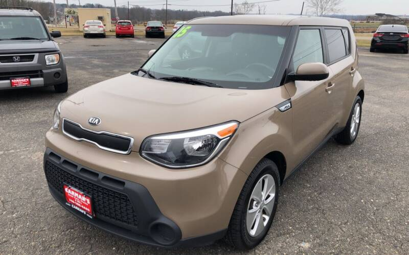 2015 Kia Soul for sale at Carmans Used Cars & Trucks in Jackson OH