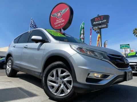 2015 Honda CR-V for sale at Auto Express in Chula Vista CA