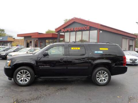 2010 Chevrolet Suburban for sale at Super Service Used Cars in Milwaukee WI