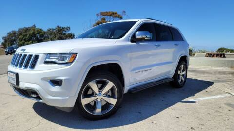 2015 Jeep Grand Cherokee for sale at L.A. Vice Motors in San Pedro CA