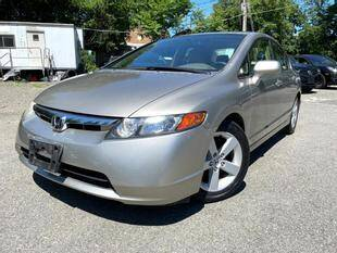 2006 Honda Civic for sale at Rockland Automall - Rockland Motors in West Nyack NY