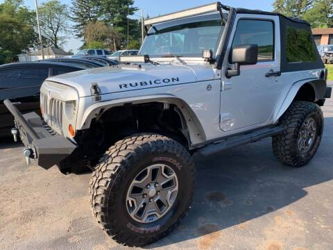 2009 Jeep Wrangler for sale at GMG AUTO SALES in Scranton PA