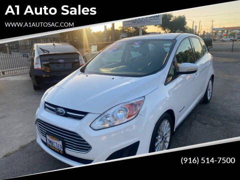2015 Ford C-MAX Hybrid for sale at A1 Auto Sales in Sacramento CA