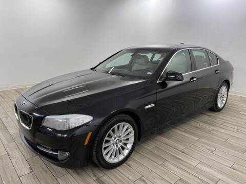 2013 BMW 5 Series for sale at TRAVERS GMT AUTO SALES - Traver GMT Auto Sales West in O Fallon MO