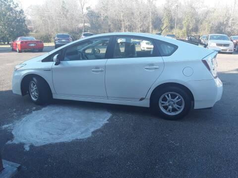 2011 Toyota Prius for sale at WALKER MOTORS LLC in Hattiesburg MS