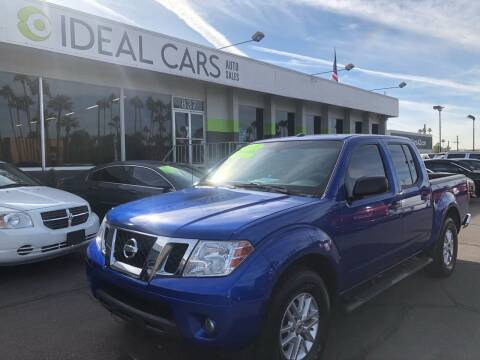 2014 Nissan Frontier for sale at Ideal Cars in Mesa AZ