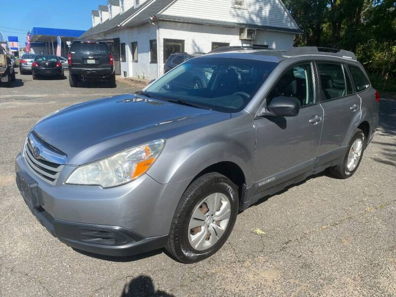 2011 Subaru Outback for sale at East Windsor Auto in East Windsor CT