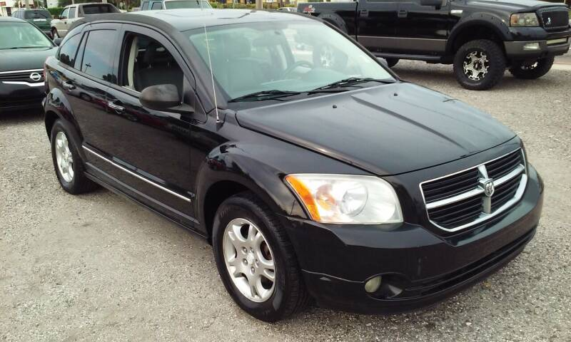 2007 Dodge Caliber for sale at Pinellas Auto Brokers in Saint Petersburg FL