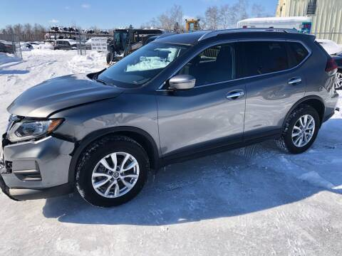 2018 Nissan Rogue for sale at SUNSET CURVE AUTO PARTS INC in Weyauwega WI