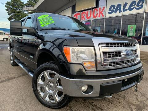 2014 Ford F-150 for sale at Xtreme Truck Sales in Woodburn OR