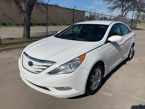 2013 Hyundai Sonata for sale at Sima Auto Sales in Dallas TX